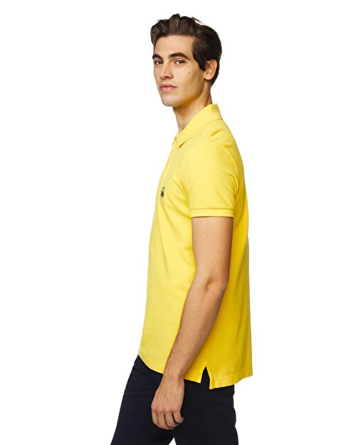 Slim Fit Polo Tshirt