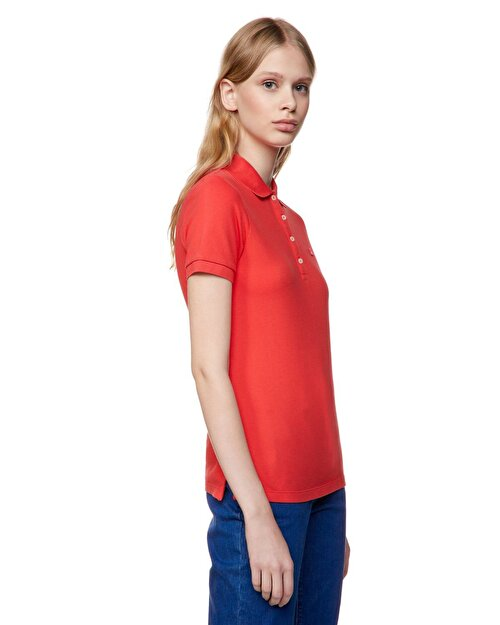 Kısa Kollu Polo Tshirt