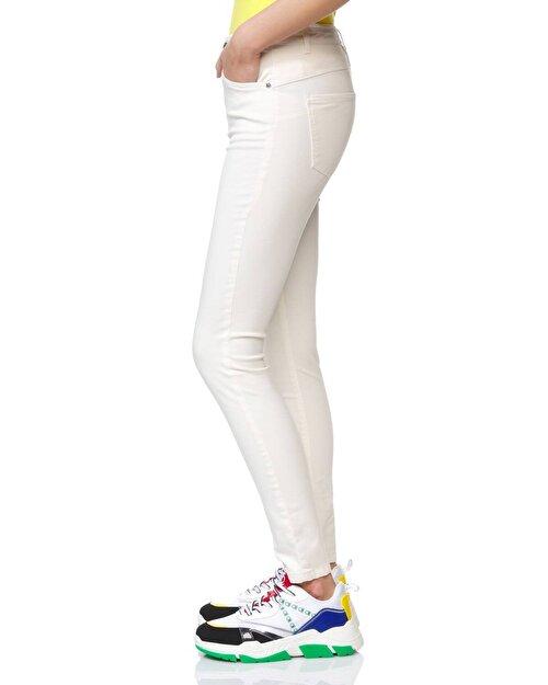 Skinny Fit 5 Cepli Pantolon
