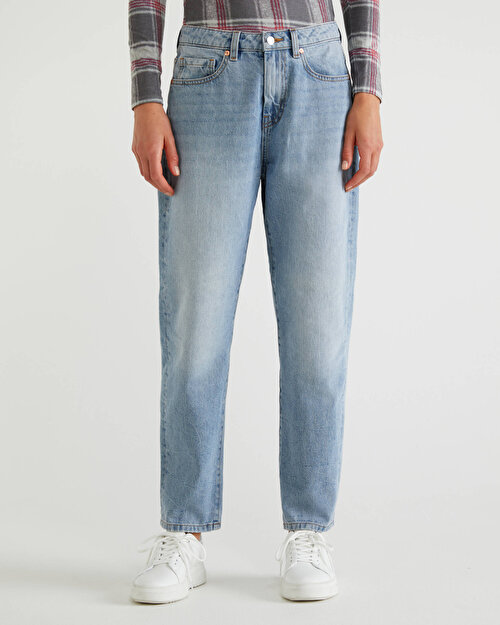 Regular Waist Boyfriend Jean