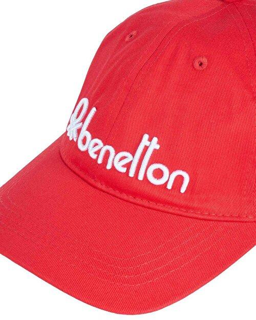 Benetton Logolu Şapka