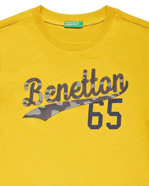 Benetton Logo Tshirt
