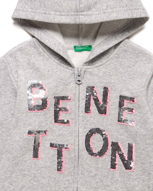 Benetton Kış Sweatshirt