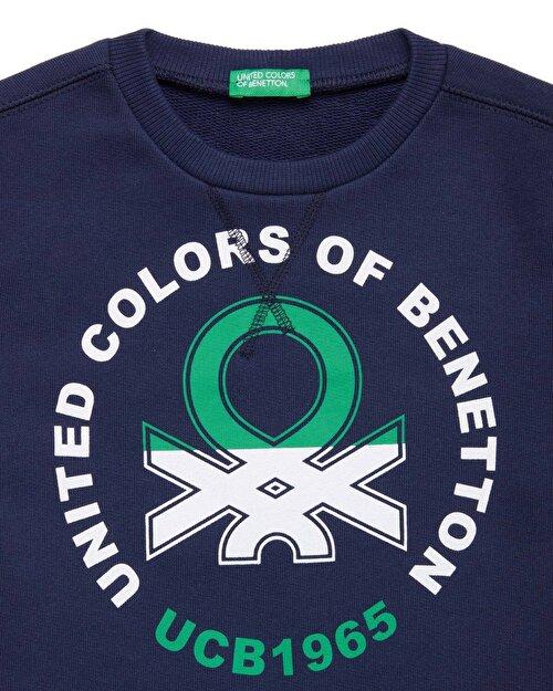 Benetton Logolu Eşofman Takım