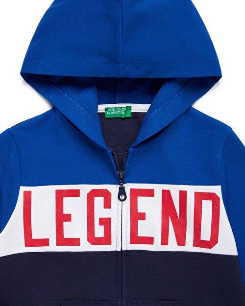 Legend Renkli Sweatshirt