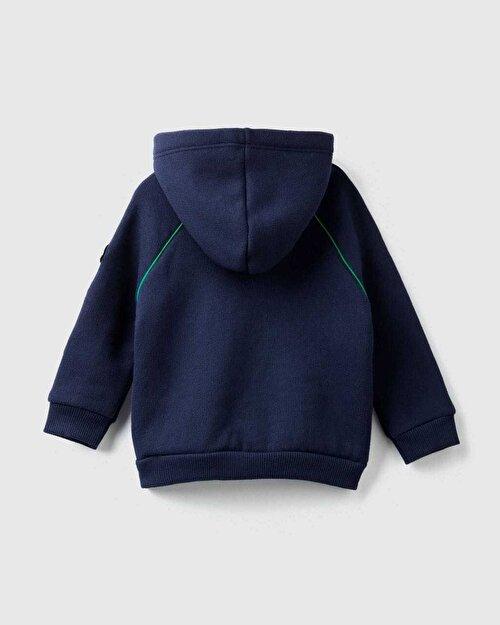 Kolu Aplikeli Sweatshirt
