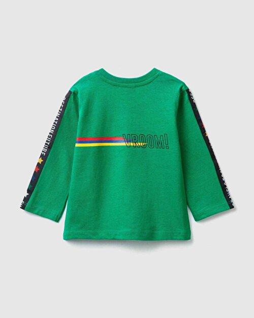 Yarış Baskılı Tshirt