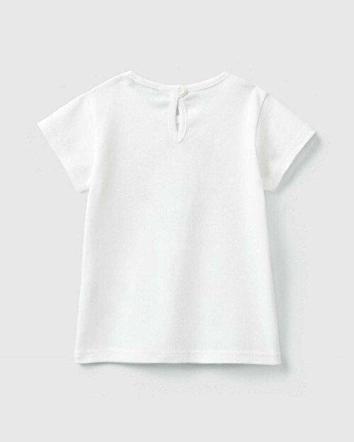 Logolu Baskılı Tshirt