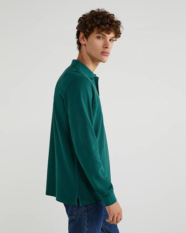 Uzun Kol Polo Tshirt
