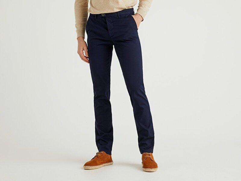 Basic Chino Pantolon