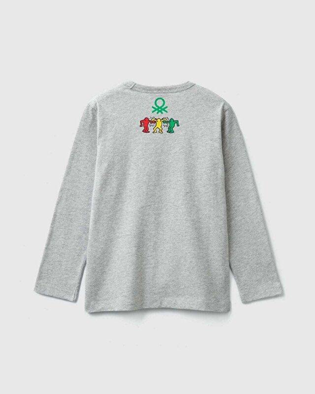 Keith Haring Baskılı Tshirt