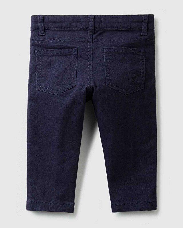 Renkli 5Cepli Pantolon